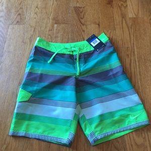 NWT Nike board shorts